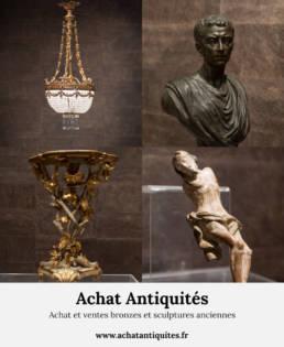 achat et ventes bronzes et sculptures anciennes